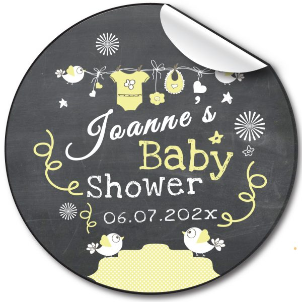baby-shower-and-baby-clothes-garland-yellow