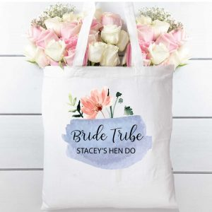 Tote-bag-blue-floral-hen-party-tote personalised