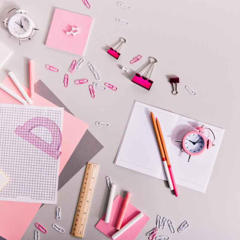 School personalised items
