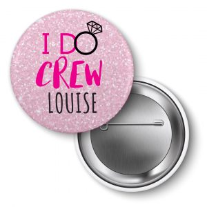 Hen-party-badges-I do crew personalised
