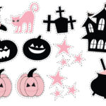 Halloween Party Printable's Pink